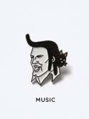 미아우(MIAOU) Cat Tattoo Badge_music