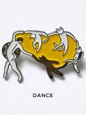 미아우(MIAOU) Cat Tattoo Badge_dance