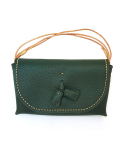 스케르잔도(SCHERZANDO) Tassel Mini Bag (No.1) (Shrunken)