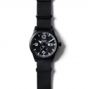 테크네(TECHNE) [Techne] Harrier 388 Aero Al - Nato Black PVD