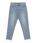 매치글로브(MATCHGLOBE) MG7S DENIM SKINNY PANTS (BLUE)
