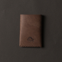 애즈라 아서(EZRA AUTHER) [Ezra Arthur] No.2 Wallet - Whiskey