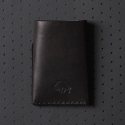 애즈라 아서(EZRA AUTHER) [Ezra Arthur] Large Notebook - Jet Black