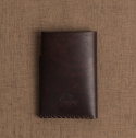 애즈라 아서(EZRA AUTHER) [Ezra Arthur] No.2 Wallet - Malbec