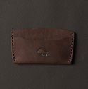 [Ezra Arthur] No.3 Wallet - Whiskey