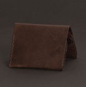 애즈라 아서(EZRA AUTHER) No.4 Wallet - Whiskey
