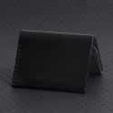 애즈라 아서(EZRA AUTHER) [Ezra Arthur] No.4 Wallet - Jet Black