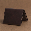 애즈라 아서(EZRA AUTHER) [Ezra Arthur] No.4 Wallet - Malbec