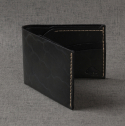 애즈라 아서(EZRA AUTHER) No.6 Wallet - Navy