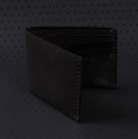 애즈라 아서(EZRA AUTHER) [Ezra Arthur] No.8 Wallet - Jet Black