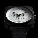 [Minus-8] Square Chrono - Black / White