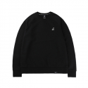 캉골(KANGOL) Classic Club T-Shirts 1555 BLACK