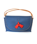 스케르잔도(SCHERZANDO) Tassel Mini Bag (No.1) (Shrunken) (Color Mix)