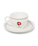 라이풀() KANCO ORIGIN TEACUP/SAUCER red