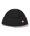 라이풀() KANCO LOGO KNIT BEANIE black