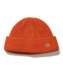 라이풀() KANCO LOGO KNIT BEANIE orange