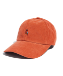 라이풀() KANCO CORDUROY CURVED 6PANEL CAP orange