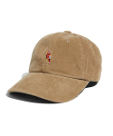 라이풀() KANCO CORDUROY CURVED 6PANEL CAP beige