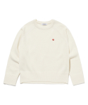 라이풀() KANCO WOMENS PULLOVER KNIT ivory