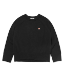 라이풀() KANCO WOMENS PULLOVER KNIT black