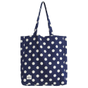 DENIM SHOULDER BAG/DOT DENIM[RSD-002]