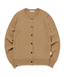라이풀(LIFUL) KANCO WOMENS CLASSIC KNIT CARDIGAN camel