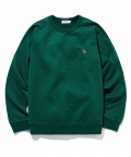 라이풀(LIFUL) KANCO OG LOGO SWEATSHIRT forest