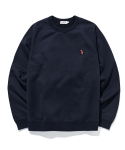 라이풀(LIFUL) KANCO OG LOGO SWEATSHIRT navy