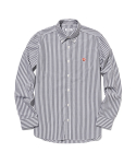라이풀() KANCO BOLD STRIPE SHIRT gray