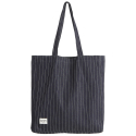 DENIM SHOULDER BAG/STRIPE DENIM[RSD-005]