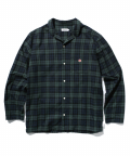 라이풀(LIFUL) KANCO PLAID PAJAMA SHIRT navy