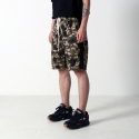 [EPTM] TRACK SHORTS (HUNTING CAMO)