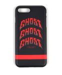 스티그마(STIGMA) PHONE CASE GHOST BLACK iPHONE 7/7+