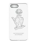 스티그마(STIGMA) PHONE CASE NUCLEAR WHITE iPHONE 7/7+