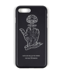 스티그마(STIGMA) PHONE CASE NUCLEAR BLACK iPHONE 7/7+