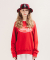 17 ROGO SWEATSHIRT (RED)