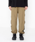 인사일런스() Side Zip Track Pants (Khaki)
