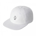 위에스씨(WESC) (H4)Voodoo doll 6 panels(white)