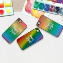 디팍스(D'PARKS) DPARKS HAPPY RAINBOW TWINKLE CASE