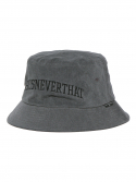 디스이즈네버댓(THISISNEVERTHAT) ARC-Logo Bucket Hat Charcoal