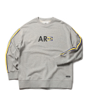 크리틱() MFG AREA SWEAT SHIRT(GRAY)_CMOEACR31UC4