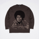 Woozo Jackson Cherish Knit Brown / Black ( 2 size )