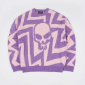 Woozo Death Occurt To Zigzag Pink/Purple ( 2 size )