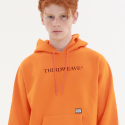 FOUR BAGGER PULLOVER HOODIE ORANGE