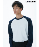 로맨틱 파이어리츠(ROMANTICPIRATES) RAGLAN LONG SLEEVE T-SHIRT(4COLOR)