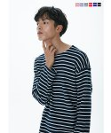 로맨틱 파이어리츠(ROMANTICPIRATES) STRIPE LONG SLEEVE T-SHIRT(6COLOR)
