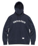 비바스튜디오(VIVASTUDIO) GROUNDED HOODIE GA [NAVY]