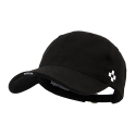 CHECKER SYMBOL BALLCAP BLACK - [MU]