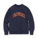 비바스튜디오(VIVASTUDIO) GROUNDED CREW NECK [NAVY]