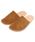 ROOM SLIPPER GA [CAMEL]